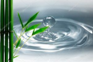depositphotos 12167905 stock photo water droplets and bamboo natural 300x200